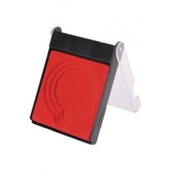Czerwone etui na medal - H1/RD
