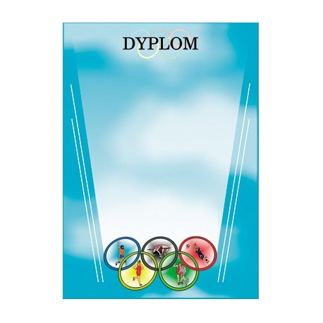Dyplom Papierowy - DYP28