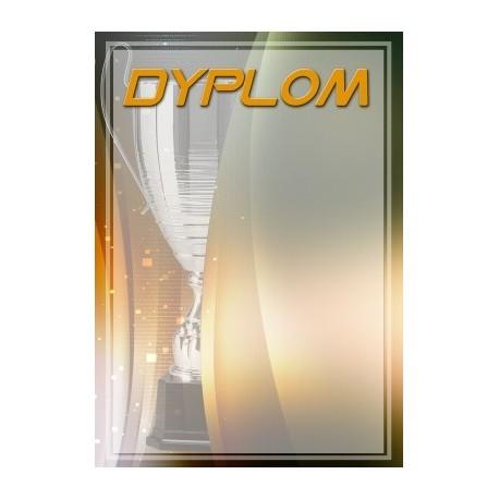 Dyplom Papierowy - DYP97