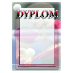 Dyplom Papierowy - DYP93