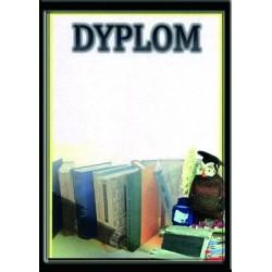 Dyplom Papierowy - DYP86
