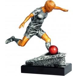 Figurka odlewana - piłka nożna - RFST2054-25/GR