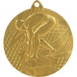 Medal - pływanie - MMC7450