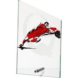Szkło z dyscypliną - bramkarz SG1020/SOC