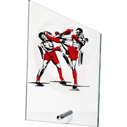 Szkło z dyscypliną-kickboxing SG1020/KB