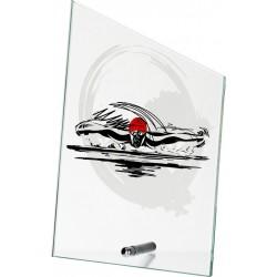 Szkło z dyscypliną - pływanie SG1020/SWI