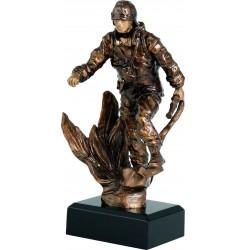 Figurka odlewana - strażactwo - RTY3786/BR