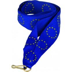 """Wstążka do medalu - """"Europejska"""" 22 mm - V10/EU"""