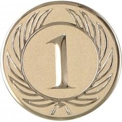 Emblemat samoprzylepny złoty - D2-A36