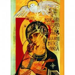 Ikona Millenium - Matka Boża