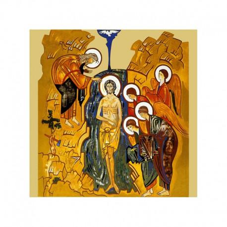 Ikona Kiko - Chrzest
