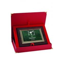 Dyplom drewniany HG222 z ETUI