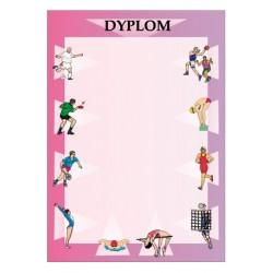 Dyplom Papierowy - DYP27