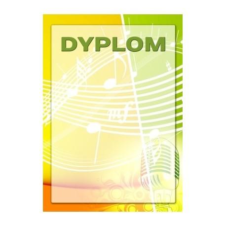 Dyplom Papierowy - DYP98