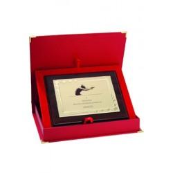 Dyplom drewniany HG422 z ETUI