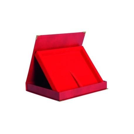 Poziome Etui w kolorze czerwonym - BTY1912/R/R