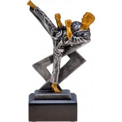 Figurka odlewana - karate - RFST2102/GR