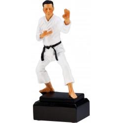 Figurka odlewana - karate - RFST2101
