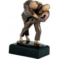 Figurka odlewana - judo - RX221/BR