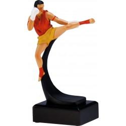 Figurka odlewana - kickboxing - RFST2099