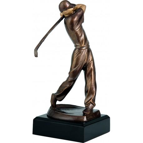 Figurka odlewana - golf - RTYR3707/BR