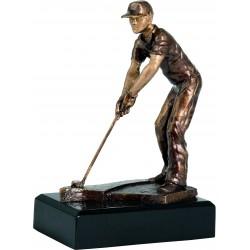 Figurka odlewana - golf - RFST2011/BR