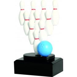 Figurka odlewana - bowling - RFST2037