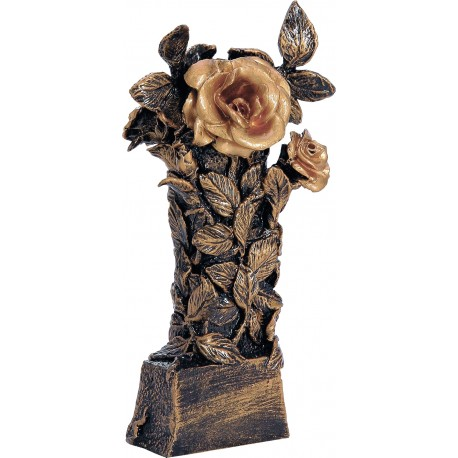 Figurka odlewana - ogólna - róża - RTY378