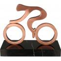 Figurka odlewana z metalu - kolarstwo - MET001/B