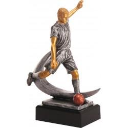 Figurka odlewana - piłka nożna - RFST2086-23/GR