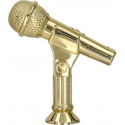 """Figurka plastikowa """"Mikrofon"""" - F174/G"""