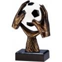 Figurka odlewana - piłka nożna - RFST2088/BR