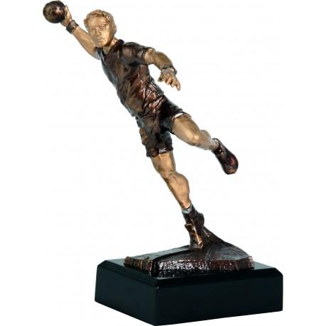 Figurka odlewana - piłka ręczna - RFST2006/BR