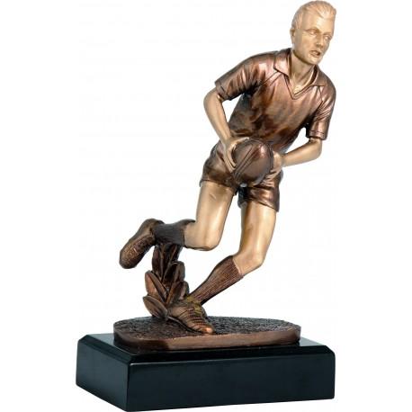 Figurka odlewana - rugby - RXS111/BR