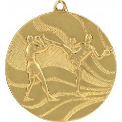 Medal- kickboxing - MMC5250