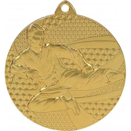 Medal - karate - MMC6650