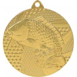 Medal złoty - wędkarstwo - MMC7950/G