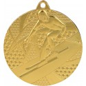 Medal złoty - narciarstwo alpejskie - MMC8150/G
