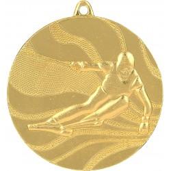 Medal złoty - narciarstwo alpejskie - MMC4950/G