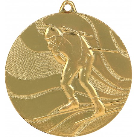 Medal złoty - biathlon - MMC4750/G
