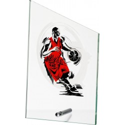 Szkło z dyscypliną - koszykówka SG1020/BAS