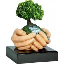 Figurka odlewana - ekologia - RFST2051