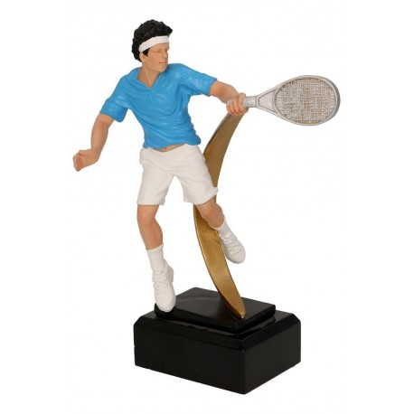 Figurka odlewana - tenis ziemny - RFST2106