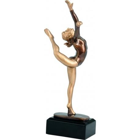 Figurka odlewana - gimnastyka - RXY656/BR