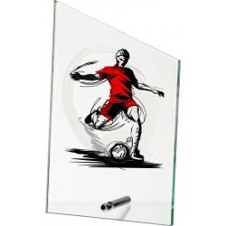 Szkło z dyscypliną - piłka nożna SG1020/SOC