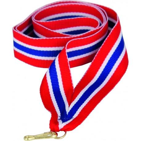 """Wstążka do medalu - """"Norwegia"""" 22 mm - V2-NOR"""
