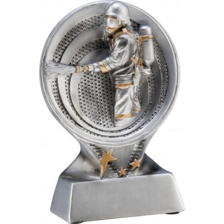 Figurka odlewana - strażactwo - RS1202
