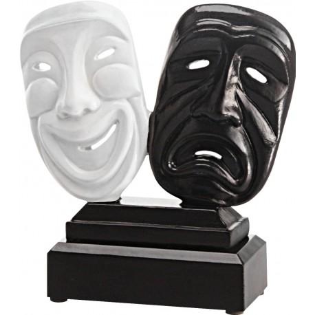 Figurka odlewana - teatr - RFST2078