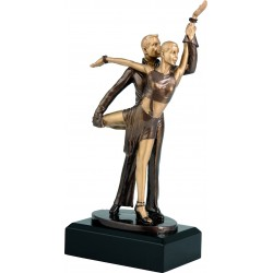 Figurka odlewana - taniec - RFXR1537/BR
