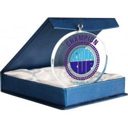 Medal szklany - GM7010